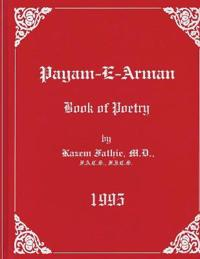 Payam E Arman: Book of Poetry