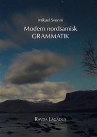 Modern nordsamisk grammatik