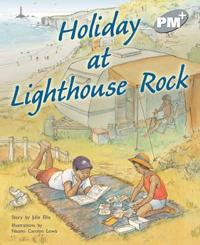 Holiday at lighthouse rock