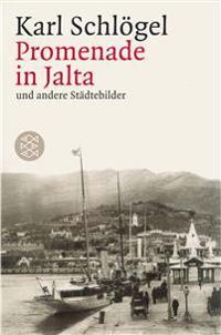 Promenade in Jalta und andere Städtebilder