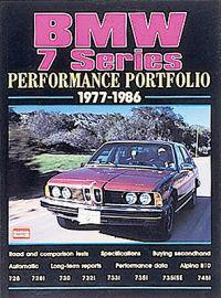 Bmw 7 Series 1977-86 Performance Portfolio