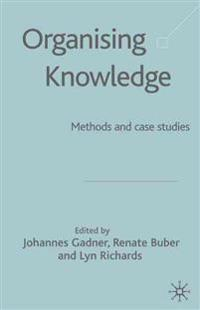Organising Knowledge
