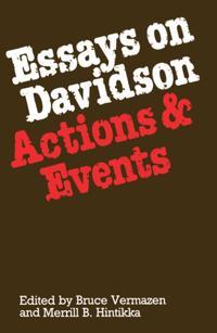 Essays on Davidson