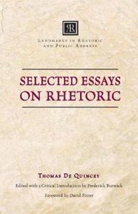 Selected Essays on Rhetoric