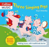 Three singing pigs - making music with traditional stories