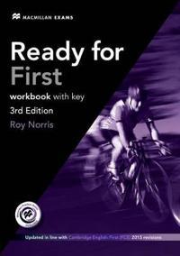 Ready for FCE Workbook (+ Key) + Audio CD Pack