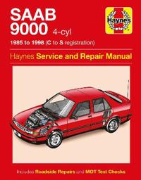 Saab 9000 (4-cyl) (85 - 98) c to s