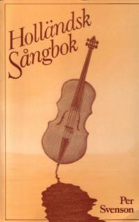 Holländsk sångbok