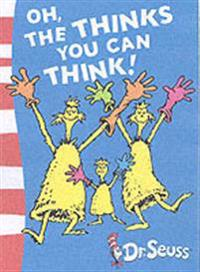 Oh, the thinks you can think! - green back book