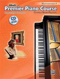Alfred's Premier Piano Course, Book 4: Correlated Standard Repertoire [With CD (Audio)]
