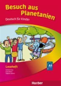 """Planetino 1. Leseheft """"Besuch aus Planetanien"""""""
