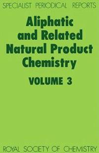 Aliphatic and Related Natural Product Chemistry