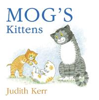 Mogs kittens board book