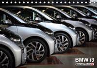 BMW i3 (Tischkalender 2020 DIN A5 quer)