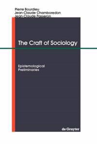 Craft of Sociology