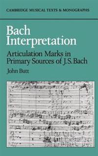 Bach Interpretation