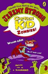 Cartoon kid - zombies!