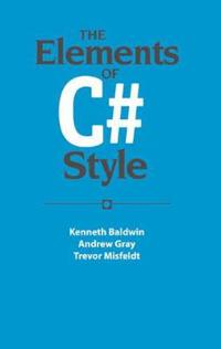 The Elements of C# Style