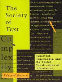 Society of Text