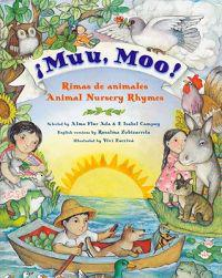Muu, Moo!: Rimas de Animales/Animal Nursery Rhymes