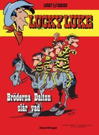 Lucky Luke - Bröderna Dalton slår vad