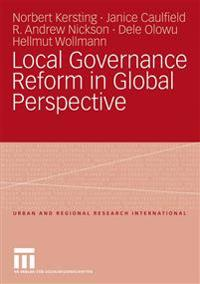 Local Governance Refurm in Global Perspective