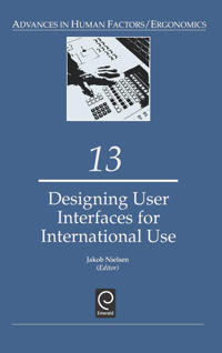 Designing User Interfaces for International Use