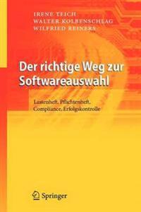 Der Richtige Weg Zur Softwareauswahl