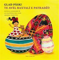 GLAD PÅSK! Te avél baxtalí e patradží! (romani och svenska)