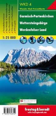 Garmisch Partenkirchen Wettersteingebirge Werdenfelser Land