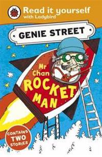 Mr Chan, Rocket Man: Genie Street: Ladybird Read it Yourself