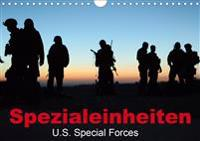 Spezialeinheiten . U.S. Special Forces (Wandkalender 2020 DIN A4 quer)