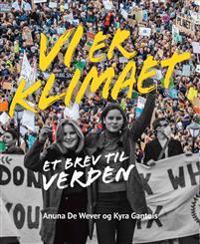 Vi er klimaet; brev til verden