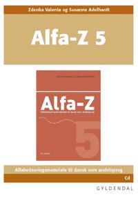 Alfa-Z 5 - Lærer-cd
