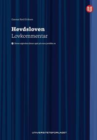 Hevdsloven - Gunnar Ketil Eriksen   Inprintwriters.org