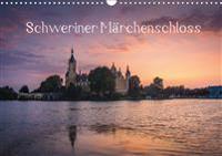 Schweriner Märchenschloss (Wandkalender 2020 DIN A3 quer)