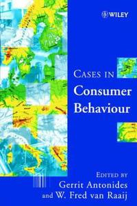 Case Studies in Consumer Behaviour