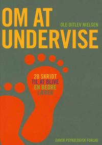 Om at undervise