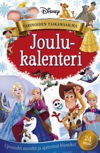 Tarinoiden taikamaailma : Joulukalenteri