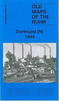 Ruhr Sheet 15. Dortmund (North) 1944