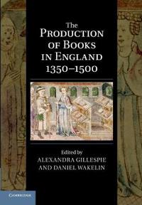 Production of books in england 1350-1500