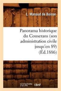 Panorama Historique Du Couserans (Son Administration Civile Jusqu'en 89), (Ed.1886)