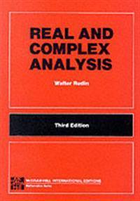 REALCOMPLEX ANALYSIS 3E (5P) (Int'l Ed)