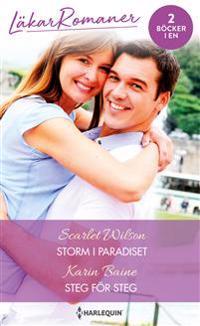 Storm i paradiset / Steg för steg