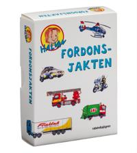 Halvan - Fordonsjakten - Arne Norlin pdf epub