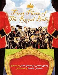First Photo of the Royal Baby: A Flashy Fable about a Simple Smile