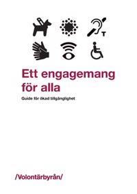 Ett engagemang för alla : guide för ökad tillgänglighet