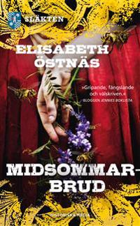 Midsommarbrud - Elisabeth Östnäs - pocket (9789175458953)     Bokhandel