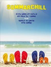 Sommarchill, bok med CD