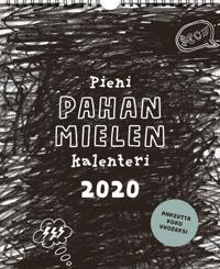 Pieni pahan mielen kalenteri 2020